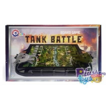 """Настільна Гра TechnoK """"Tank Battle"""""""