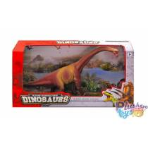 "Фигурка Динозавра ""Брахиозавр"" Dinosaurs Simulation Model SC044"