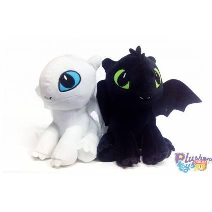 """М'які Іграшки """"Як Приручити Дракона"""" Friend Toy"""