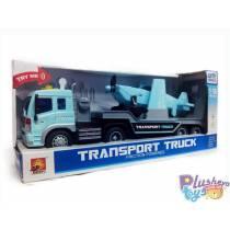 """Модель Автовоза Transport Truck """"City Service"""" 1:16"""