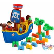 """Игровой Набор """"Пиратский Корабль"""" Molto Полесье 62246"""