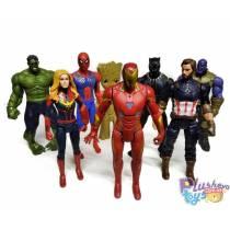 """Игровые Фигурки """"Avengers"""" Мстители 99108"""