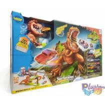 Трек Dinosaur Surfurious 8899-94 С Динозавром