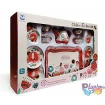 Набор Игрушечной Посудки Children`s Tin Tea Set 998-10