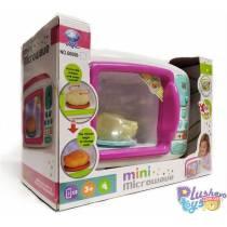 Игрушечная Микроволновка Mini Microwave 66088