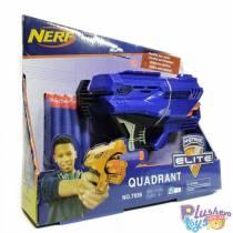 "Бластер Типа Nerf N-Strike Elite ""Quadrant"" 7036"