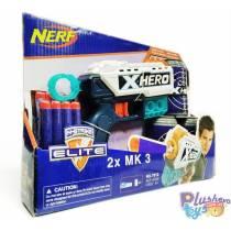 "Бластер типа Nerf N-Strike Elite ""X-Hero"" 7012"