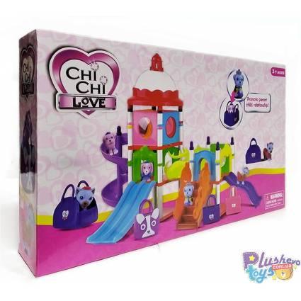 Игровой Набор Chi Chi Love Игровая Площадка DT-571