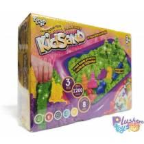 Кинетический Песок Kid Sand Danko Toys KS-02-02