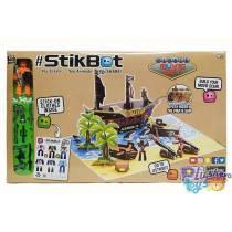 Игровой Набор StikBot Пираты Pirate 2110