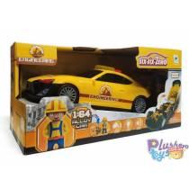 Машинка гараж Engineering Garage 660-A208