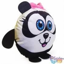 "Подушка ""Панди"" Малышарики Kinder Toys 00280-8"