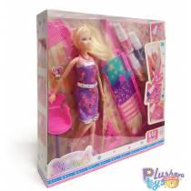 Кукла типа Барби Bettina Красим волосы 66449