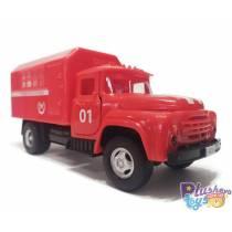 "Грузовик ""Автопарк"" Пожарная служба Play Smart 9710A"