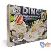 Набір для розкопок DINO Paleontology DP-01-01 Стегозавр