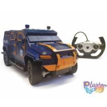 Машинка на пульте SYRCAR Полицейский грузовик 666-710A
