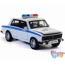 Машинка Police Force Шестёрка полицейская 611B
