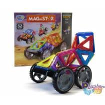 Магнитный конструктор Magnistar Limo Toy 3001