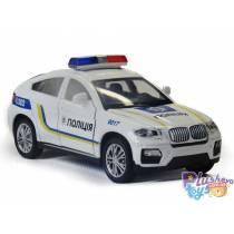 """Полицейская машинка """"Автопром"""" 7844-1"""