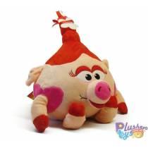 """Мягкая игрушка """"Нюша"""" Смешарик Kinder Toys 00238-4"""