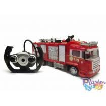 Пожарная машинка  на пульте SYRCAR 666-192NA