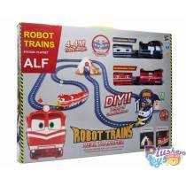 "Залізниця ""Robot Trains"" Alf & Kay PT3004"