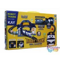 "Железная дорога Robot Trains ""Kay"" PT3003"