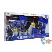 """Полицейский набор Yue Qiang """"Thunder Strike"""" P016B"""