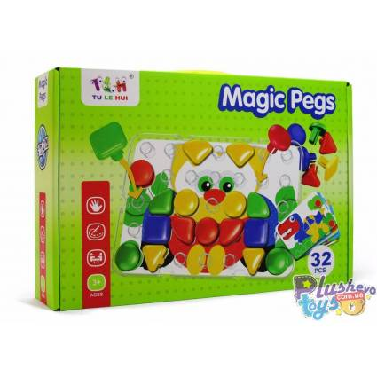 "Детская мозайка Tu Le Hui ""Magic Pegs"" TLH-27"