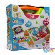 Детская мозаика Fun Game С шуруповертом 78078