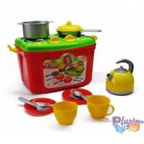 Іграшкова кухня Technok У валізі 5934