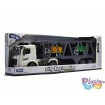 "Трейлер Ya Hang Toys ""City Engineeting"" 98-650A"