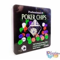 Набір для покеру Poker chips PR25520-2