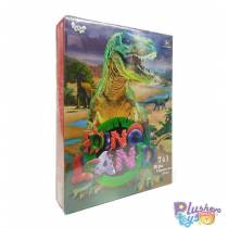 """Творчий набір """"Danko Toys"""" Dino Land DL-01-01"""