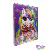 """Творчий набір """"Danko Toys"""" Pony Land PL-01-01"""