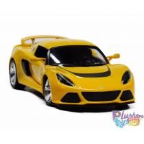 Машинка Lotus Exige S Автопром Жёлтая 68246A