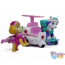 Фигурки HC Toys Щенки-спасатели Скай и Эверест JD-906C