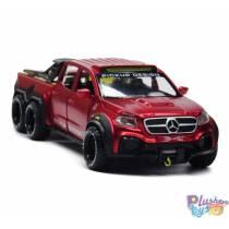 """Машинка """"Автопром"""" Mercedes Benz Червона 7584"""
