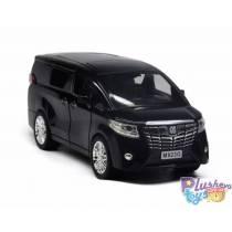 "Моделька ""Автопром"" Toyota Alphard чорна 7685"