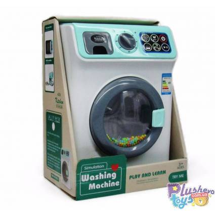 Игрушечная стиральная машинка Kids Kinchen 998-1