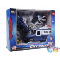 "Полицейский набор фигурок ""BykJ"" City Police 8836"