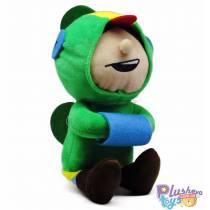 Мягкая игрушка Kinder Toys Бравл Старс Леон 00215