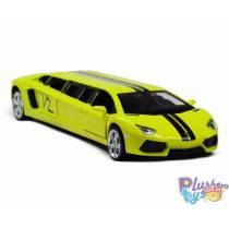 """Лімузин """"Автопром"""" Жовтий Lamborghini Aventador 6621L"""