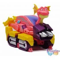 Трансформер Dinotrux Розовый 21034