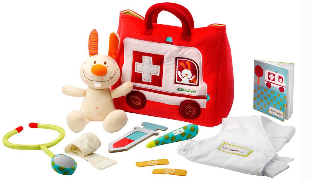 Детские наборы доктора и других профессий, купить в магазине PlushevoToys