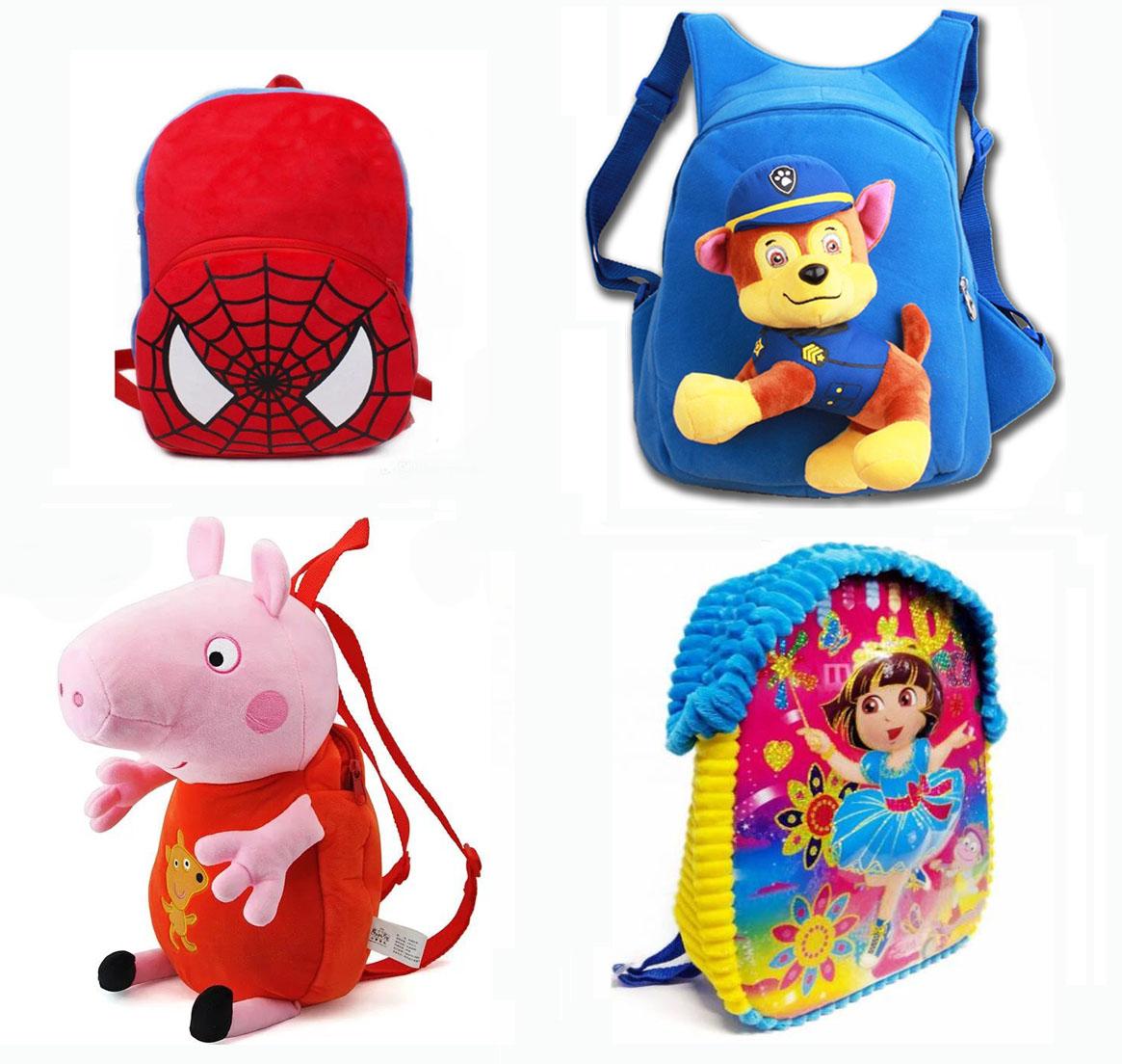 Разновидности Детских Рюкзаков в магазине PlushevoToys