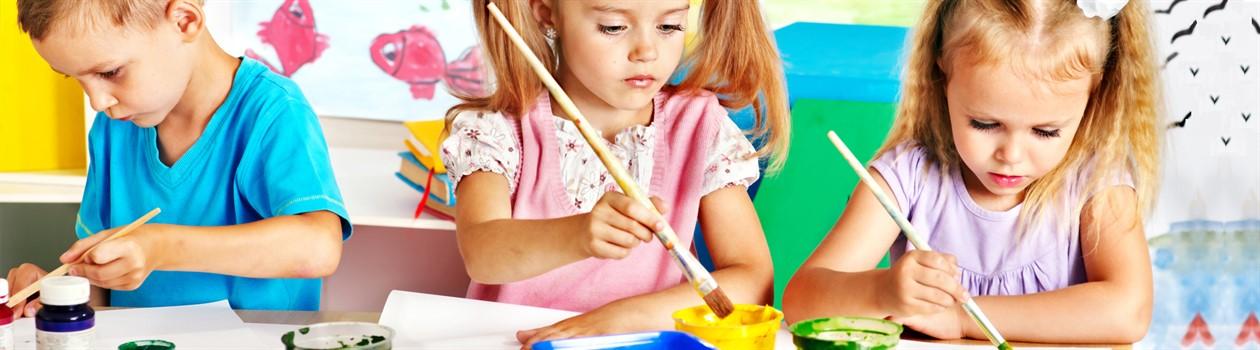 Набори для дитячої творчості в магазині PlushevoToys