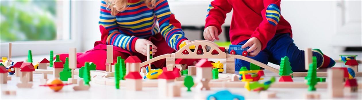 Дитячі ігрові набори в магазині PlushevoToys