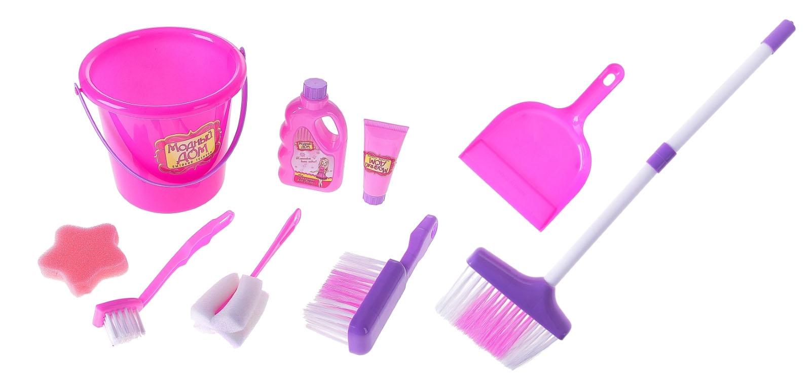 Детский набор для уборки купить в Украине - PlushevoToys