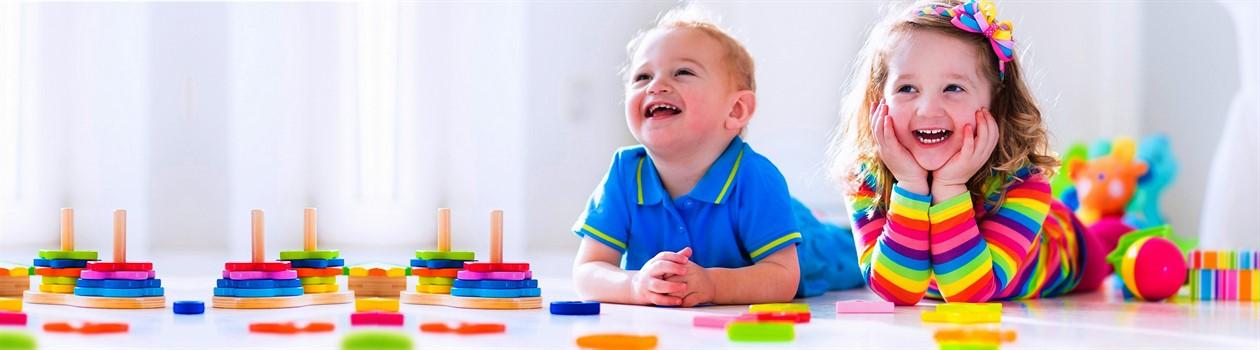 Детские развивающие игрушки в магазине PlushevoToys